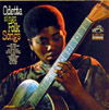 Cover: Odetta - Odetta / Odetta Sings Folk Songs