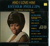 Cover: Esther Phillips - And I Love Him (Diff. Cover)