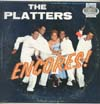Cover: The Platters - Encores !