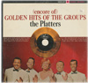 Cover: The Platters - Golden Hits Of The Groups