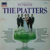 Cover: The Platters - My Praryer (DLP)