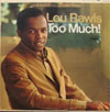 Cover: Lou Rawls - Too Much