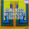 Cover: Various Soul-Artists - The Roots of Diana Ross, Wilson Pickett, Eddie Floyd