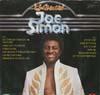 Cover: Joe Simon - Joe Simon / The Best of Joe Simon