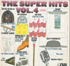 Cover: Atlantic  Super Hits Sampler - The Super Hits Vol. 4 (Diff. Titles)