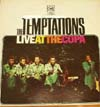 Cover: Temptations, The - Live At The Copa