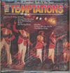 Cover: The Temptations - The Temptations / Live at Londons Talk of The Town