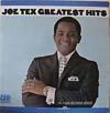 Cover: Joe Tex - Joe Tex / Greatest Hits