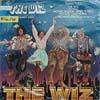Cover: The Wizard of OZ - The Wizard of OZ / The Wiz - Original Motion Picture soundtrack (DLP)