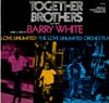 Cover: White, Barry - Together Brothers