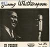 Cover: Jimmy Witherspoon - Jimmy Witherspoon / In Person (Vol. 23)