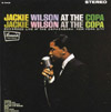Cover: Jackie Wilson - At The Copa - Recorded Live at the Copacabana New york City
