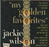 Cover: Jackie Wilson - Jackie Wilson / My Golden Favorites