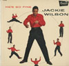 Cover: Jackie Wilson - He´s So Fine