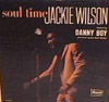 Cover: Jackie Wilson - Soul Time