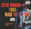 Cover: Stevie Wonder - Stevie Wonder / I Was Made to Love Her