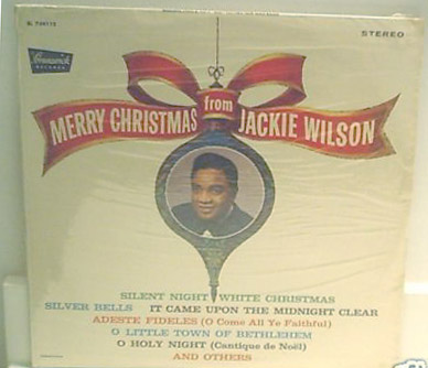 Albumcover Jackie Wilson - Merry Christmas From Jackie Wilson