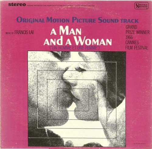 Albumcover A Man And A Woman - Original Motion Picture Soundtrack