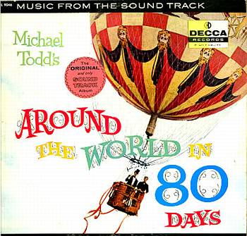 Albumcover Around the World in 80 Days - Around The World In 80 Days