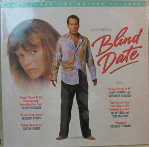 Albumcover Blind Date - Music From the Motion Picture Blind DtaeBlind Daze