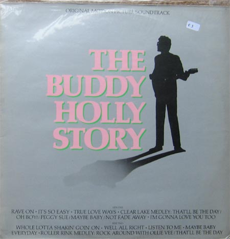 Albumcover The Buddy Holly Story - The Buddy Holly Story - Original Motion Picture Soundtrack