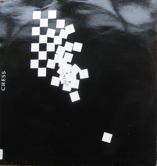 Albumcover Chess (Musical) - Chess (DLP)