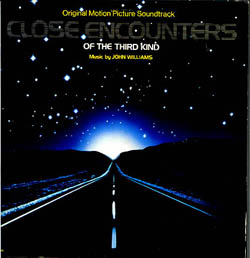Albumcover Close Encounters - Close Encounters of the Third Kind