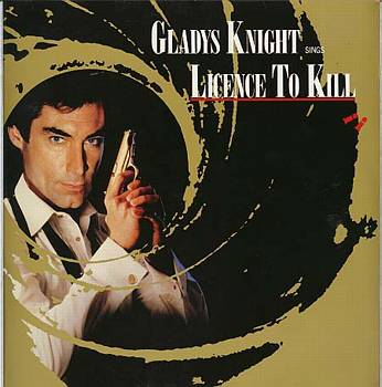 Albumcover James Bond - Gladys Knight Sings Licence To Kill / PAM by Michael Kamen And The Philharmonic Orchestra