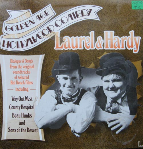 Albumcover Stan Laurel & Oliver Hardy - Laurel and Hardy: Golden Age Hollywood Comedy