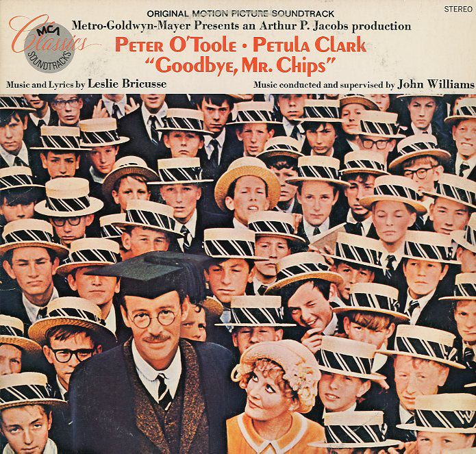 Albumcover Goodbye Mr. Chips (Peter O Toole / Petula Clark) - Goodbye Mr. Chips