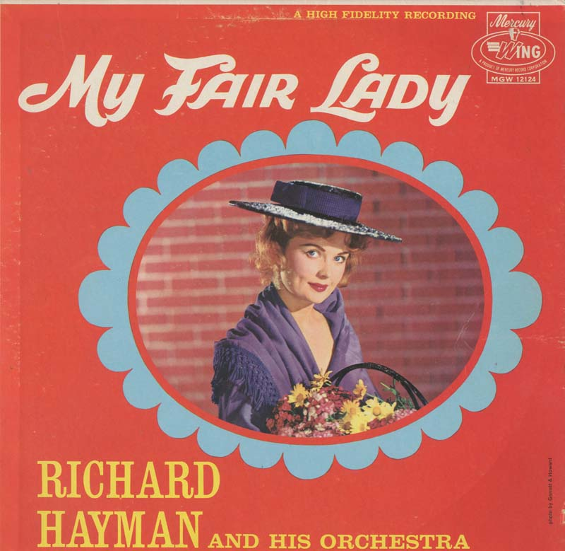 Albumcover My Fair Lady - Music From Alan Lerners My Fair Lady
