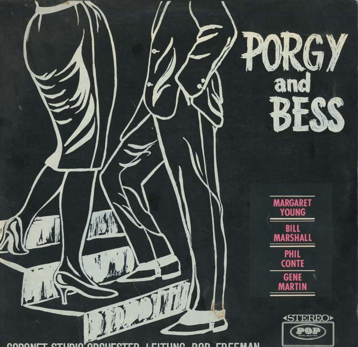 Albumcover Porgy And Bess - Porgy And Bess