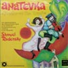 Cover: Fiddler on the Roof (Anatevka) - Fiddler on the Roof (Anatevka) / Anatevka