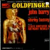 Cover: James Bond - Goldfinger