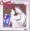 Cover: Carmen Jones - From The Original Soundtrack, starring Harry Belafonte, Dorothy Dandridge with the voices of Marilyn Horne, Pearl Bailey u.a.