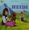 Cover: Disney, Walt - The Story of Heidi