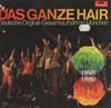 Cover: Hair - Das ganze Hair (2 LP Kassette)