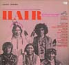 Cover: Hair - Hair / Hair - An american Tribal Love Rock Musical
