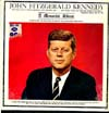 Cover: Kennedy, John F. - John Fitzgerald Kennedy - A Memorial Album -