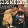 Cover: Kiss Me Kate - Kiss Me Kate / Kiss Me Kate - Musical-Querschnitt mit Olive Moorefield und Peter Alexander, Chor und Orchester Joh. Fehring