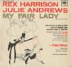 Cover: My Fair Lady - Rex Harrison and Julie Andrews in the Broadway Production