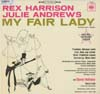 Cover: My Fair Lady - Rex Harrison und Julie Andrews - Original Aufnahme London