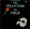 Cover: Phantom of the Opera - Phantom of the Opera / Das Phantom der Oper - Deutsche Originalaufnahme (DLP)