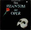 Cover: Phantom of the Opera - Phantom of the Opera / Das Phantom der Oper - Deutsche Originalaufnahme (DLP)