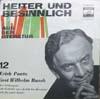 Cover: Erich Ponto - Erich Ponto / Erich Pohto liest Wilhelm Busch