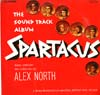 Cover: Spartakus - Spartakus / The Sound Track Album