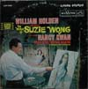 Cover: Suzie Wong - The World Of Suzie Wing - starring William Holden and Nancy Kwan