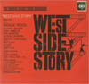 Cover: West Side Story - Original Soundtrack Recording from the Motion Picture starring Natalie Wood and Richard Beymer, Rita Moreno, George Chakiris,