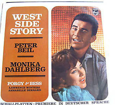 Albumcover West Side Story - West Side Story / Porgy And Bess