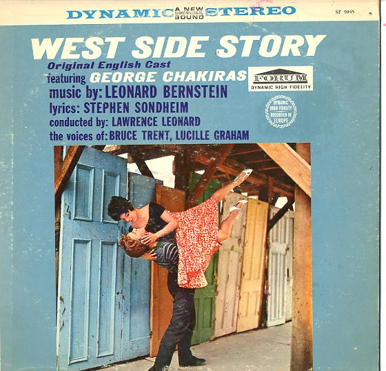 Albumcover West Side Story - West Side Story